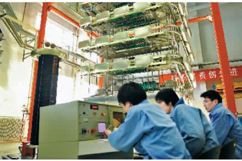 高压直流输电换流阀组件